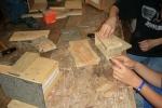Nistkästen bauen